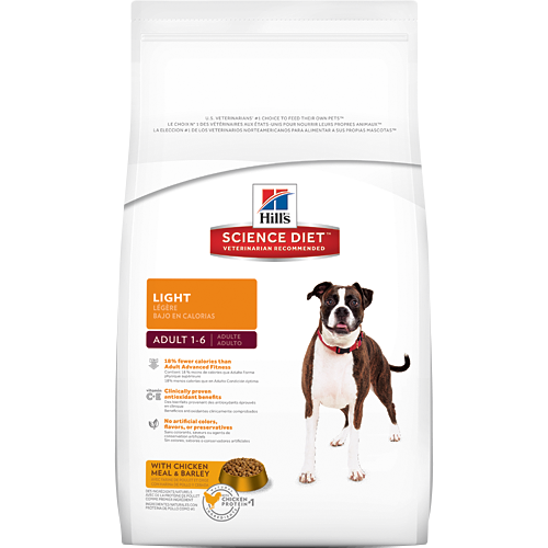 Hill's Science Diet Adult Light Canine Dry