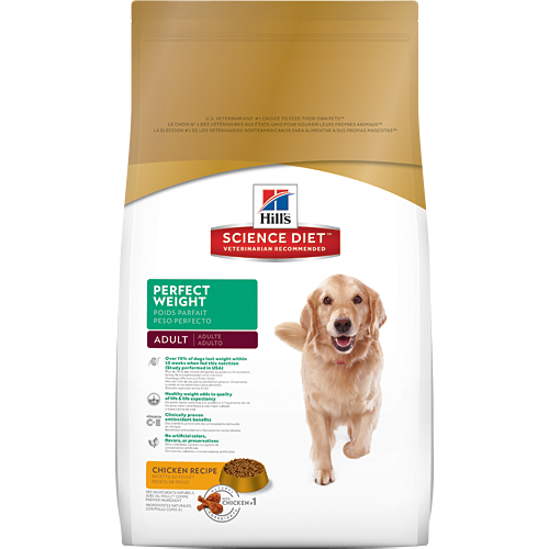Hill's Science Diet Adult Perfect Weight Canine Dry