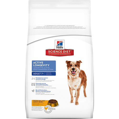 Hill's Science Diet Adult 7+ Active Longevity Canine Dry