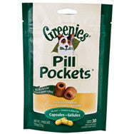 Greenies Pill Pockets for Dog - Chicken Flavour