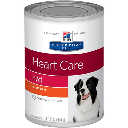 Hill's Prescription Diet h/d Canine Cardiac Health Canned
