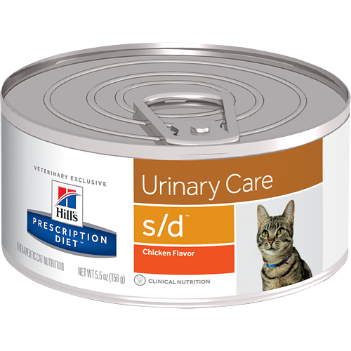 Hill's Prescription Diet s/d Feline Canned