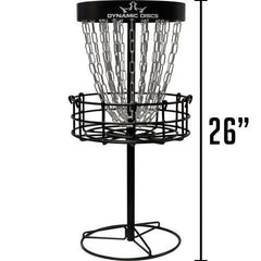 Dynamic Discs Mini Recruit Basket - Nailed It Disc Golf