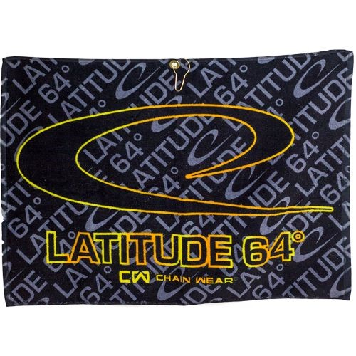 Latitude 64 Full Color Sublimated Towel