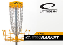 Latitude 64 ProBasket Skill - Nailed It Disc Golf