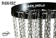 MVP Black Hole Portal - Portable - Nailed It Disc Golf