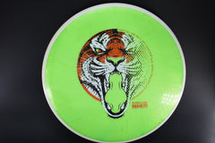 Wilderness Series Tiger - Plasma Envy 170-173g - Nailed It Disc Golf
