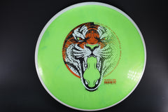 Wilderness Series Tiger - Plasma Envy 174g - Nailed It Disc Golf