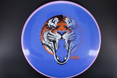 Wilderness Series Tiger - Plasma Envy 175g - Nailed It Disc Golf