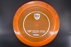 Discmania CD3 - Nailed It Disc Golf