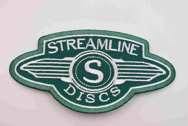 Streamline Discs Bag Patch