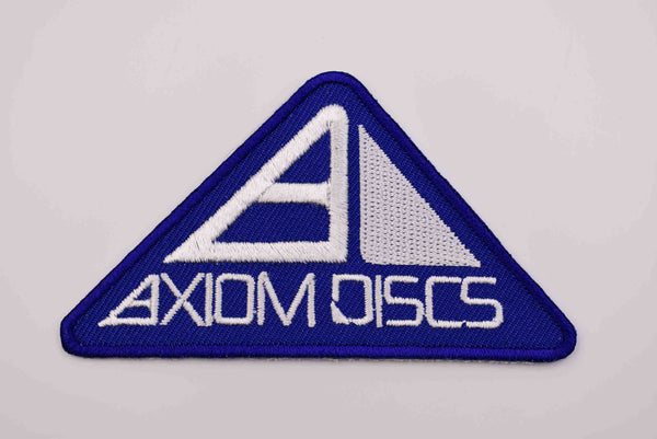 Axiom Discs Bag Patch