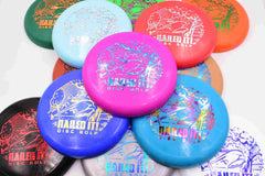 Nailed It Disc Golf Mini - Mike Inscho Stamp - Nailed It Disc Golf