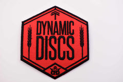 Dynamic Discs Wheat Bag Patch - Nailed It Disc Golf