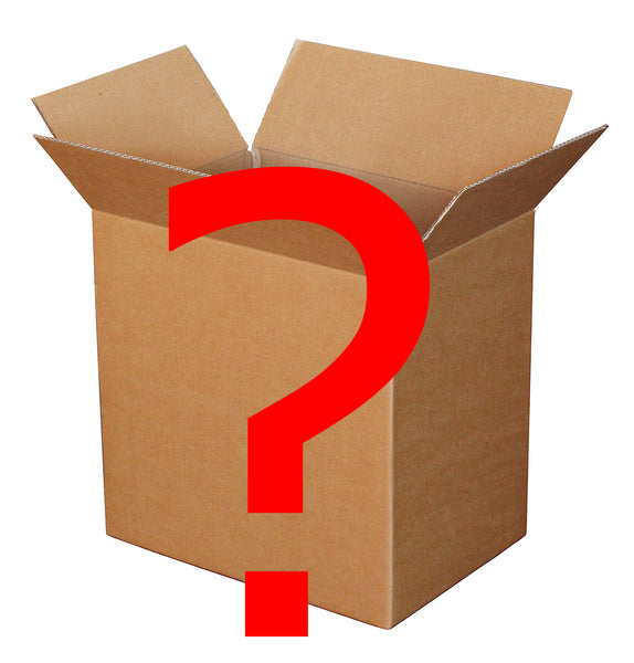 MVP Brands 7 Disc Mystery Box