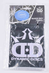 Dynamic Discs Quick-Dry Towel - Nailed It Disc Golf