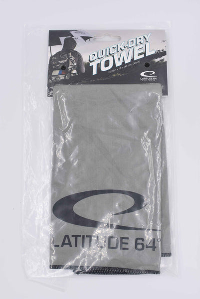 Latitude 64 Quick-Dry Towel