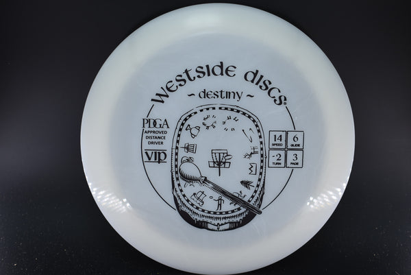 Westside Discs Destiny