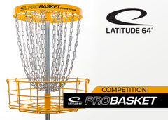 Latitude 64 ProBasket Competition - Nailed It Disc Golf