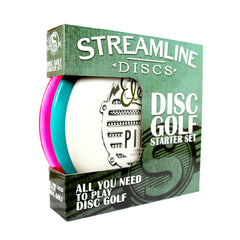 Streamline Starter Set - Nailed It Disc Golf