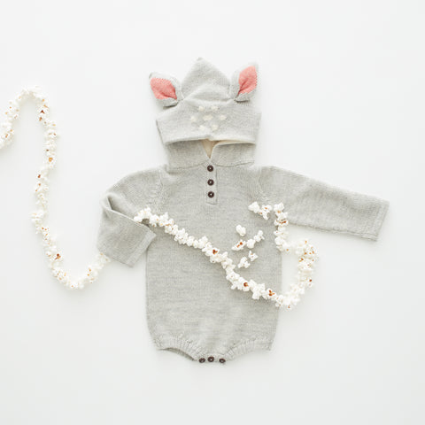 Bambi Hooded Onesie