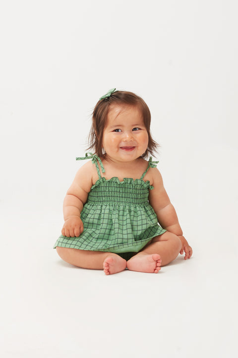 Ruffle Bloomer Set - Oeuf LLC