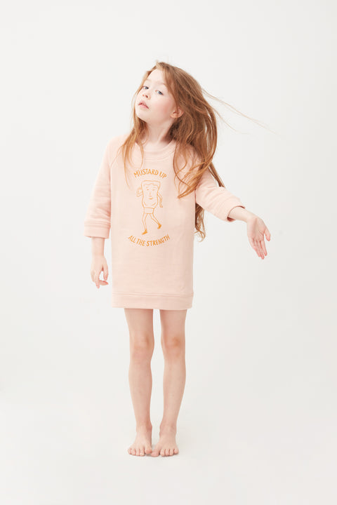Sweatshirt Dress - Oeuf LLC