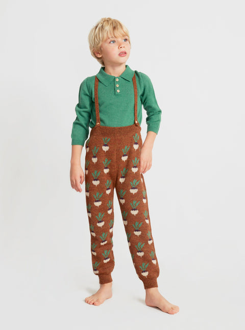 Double Suspender Pants