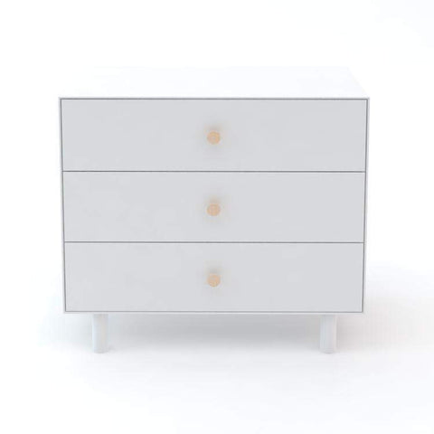 3 Drawer Dresser - Fawn-White-Oeuf LLC
