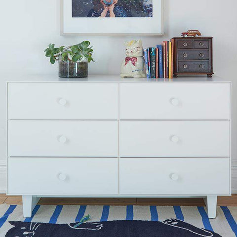 6 Drawer Dresser - Rhea-Oeuf LLC