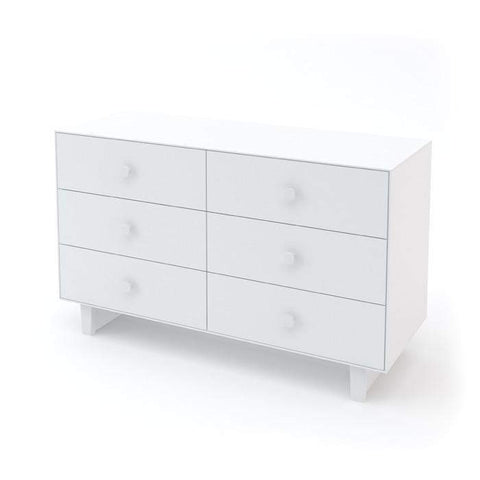 6 Drawer Dresser - Rhea-White-Oeuf LLC
