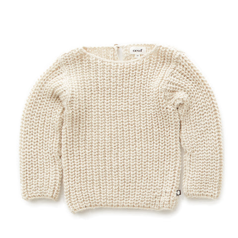 English Sweater - Oeuf LLC