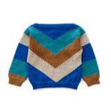 Chevron Sweater - Oeuf LLC