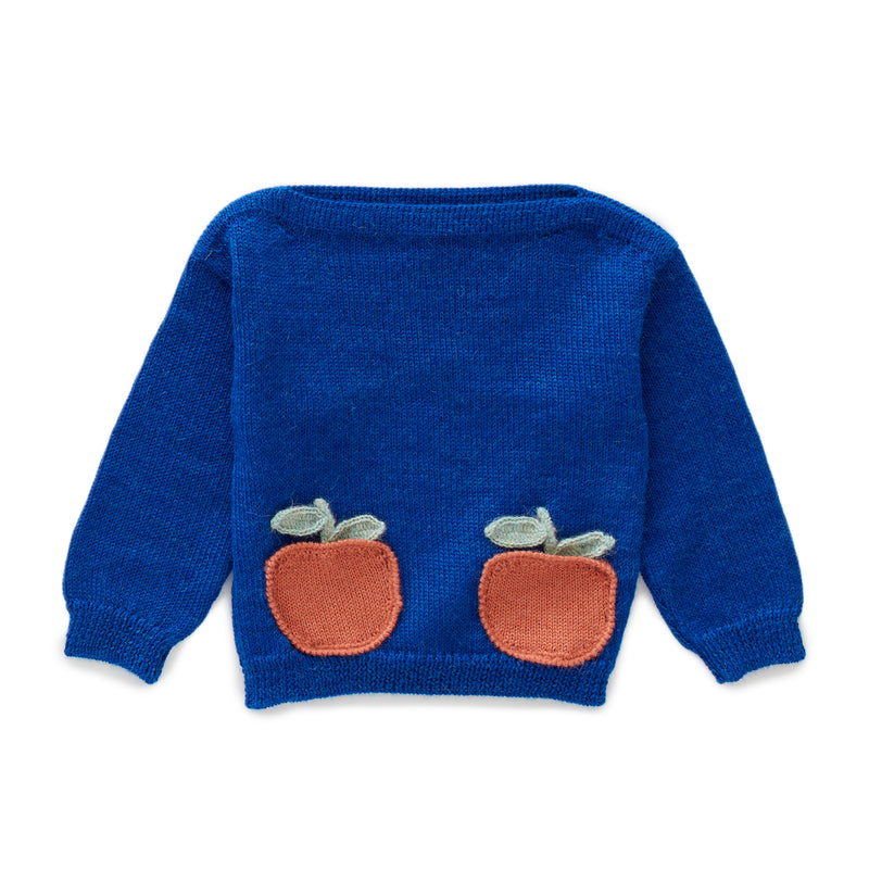 Clementine Pocket Sweater - Oeuf LLC