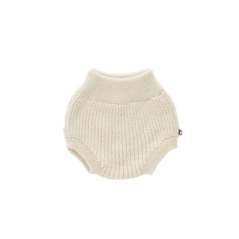 Ski Bloomers-White-6M-Oeuf LLC
