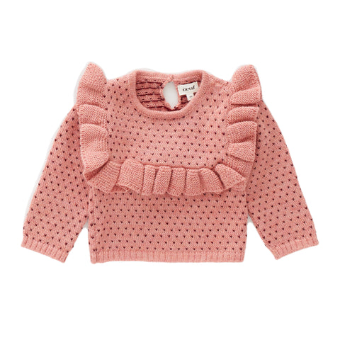 Frou Frou Sweater - Oeuf LLC