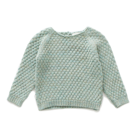 Sheep Stitch Sweater - Oeuf LLC