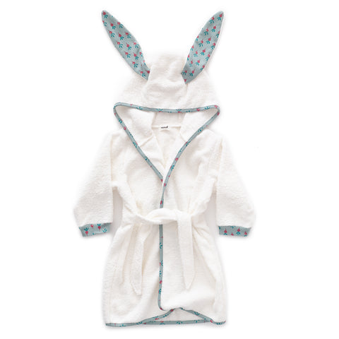 Hooded Robe-Jadeite/Radish-12M-Oeuf LLC