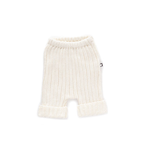 Everyday Shorts-White-6M-Oeuf LLC