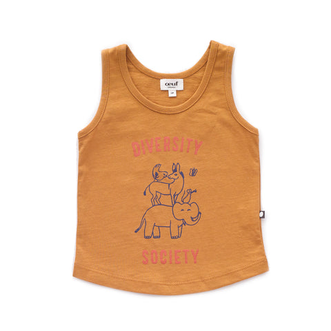 Tank Top - Oeuf LLC