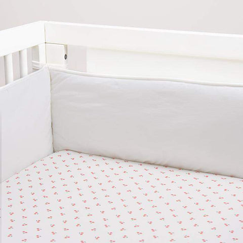 crib/toddler fitted sheet - printed-Oeuf LLC