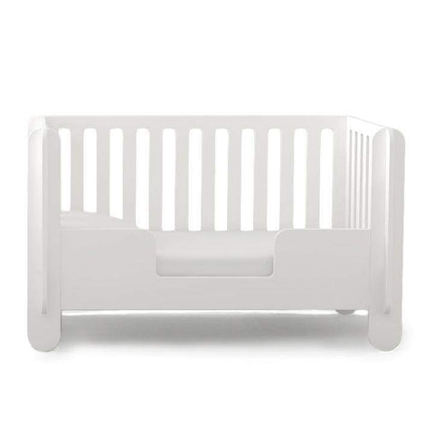 ELEPHANT TODDLER BED CONVERSION KIT-White-Oeuf LLC