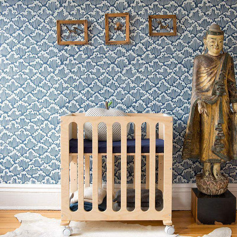 Fawn 2-in-1 Crib System-Oeuf LLC