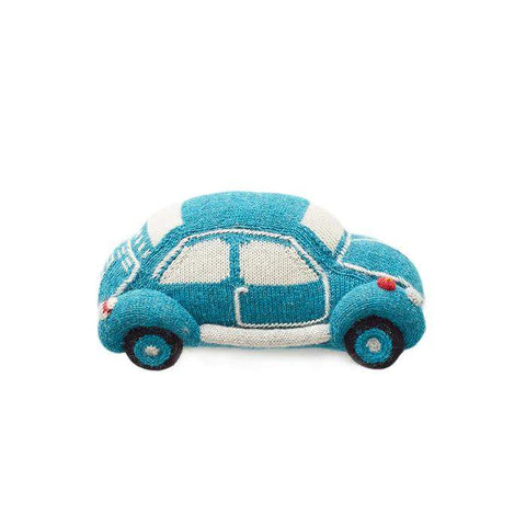 VW Bug-Bay Blue/Multi-OS-Oeuf LLC