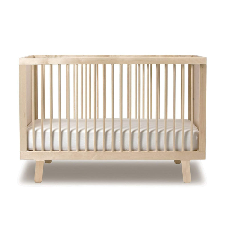 Natural Unfinished Sparrow Crib - Oeuf LLC