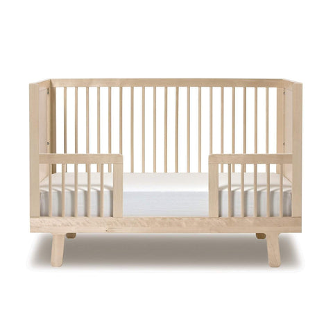 Natural Unfinished Sparrow Toddler Bed Conversion Kit-Oeuf LLC