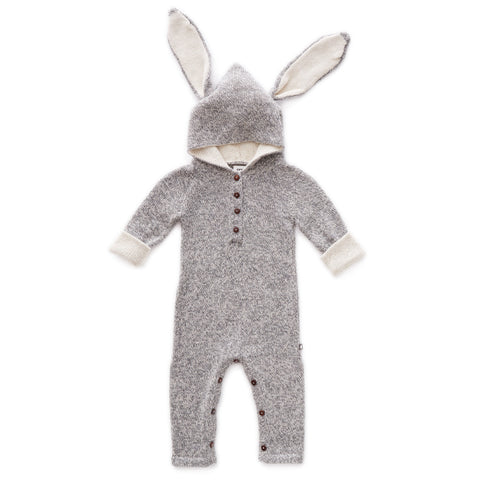Hooded Jumper-Rabbit - Oeuf LLC