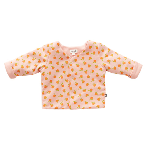 Puffy Jacket-Pink / Clementine-2Y-Oeuf LLC