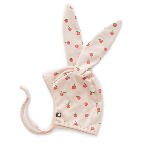 Bunny Hat-Lt. Pink/Peaches - Oeuf LLC