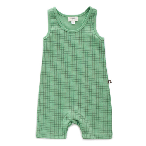 Sleeveless Jumper - Oeuf LLC